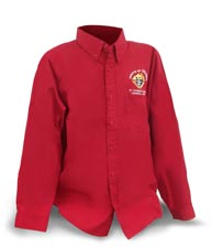 KC Red Shirt, Long sleeve